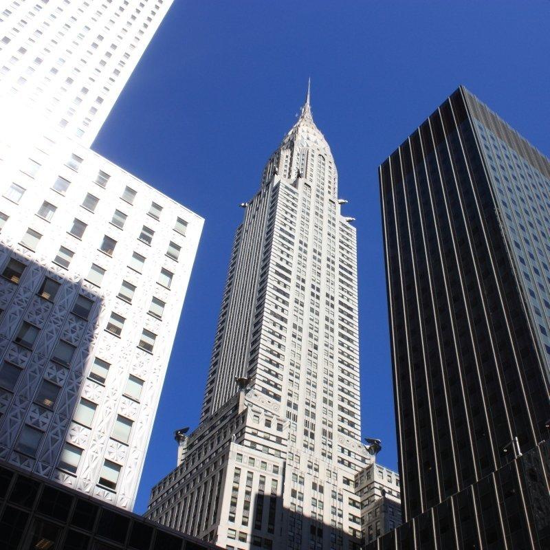 Tour a pie por la arquitectura de Nueva York