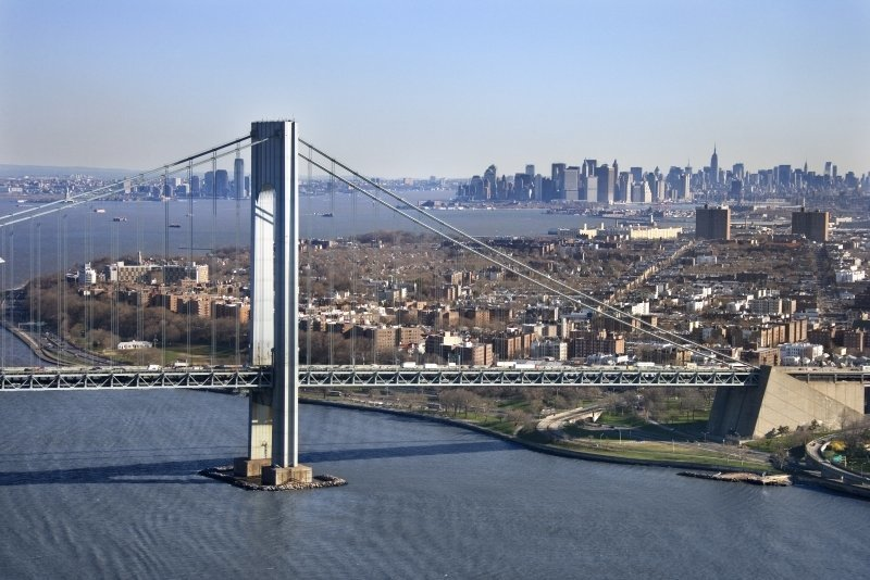 Verrazano-Narrows Bridge, Staten Island