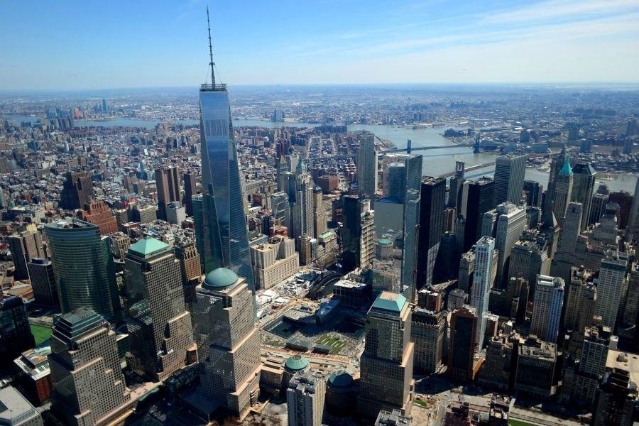 One World Trade Center y Memorial