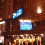 'El Fantasma de la Ópera' en Broadway